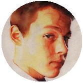 Portrait of Davies